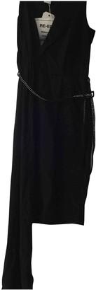 Maison Martin Margiela Pour H&m Black Silk Dresses