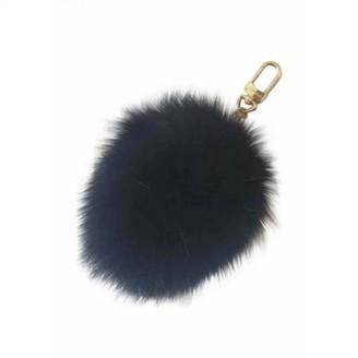 Louis Vuitton Black Fox Bag charms