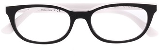 Prada Oval Glasses