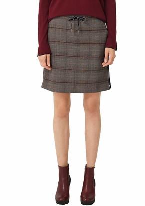S'Oliver Women's 14.909.78.6557 Skirt