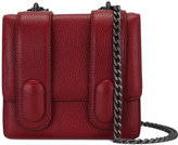 Antonio Marras textured satchel - women - Leather - One Size
