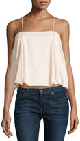 F.T.B by Fade to Blue Pleated Bubble Camisole, Blush