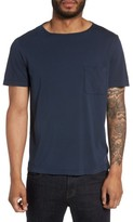 Theory Men's Boatneck Pocket T-Shirt