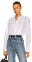 Thumbnail for your product : Equipment Tomassia Top in White