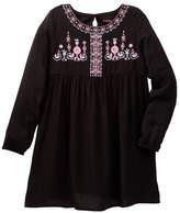 Design History Embroidered Dress (Toddler & Little Girls)