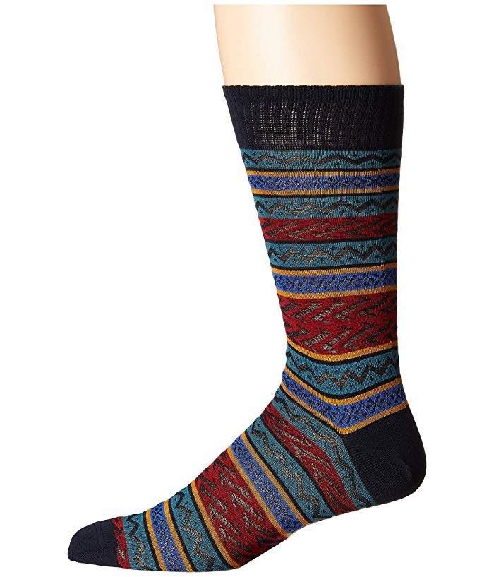 Missoni Fair Isle Sock