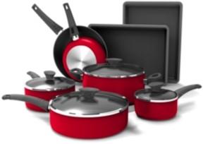 Crux Aluminum 12-Pc. Cookware Set