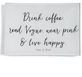 Ben's Garden 'Drink Coffee' Trinket Tray