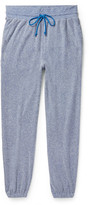 John Elliott - Pile Mélange Cotton-Blend Terry Sweatpants