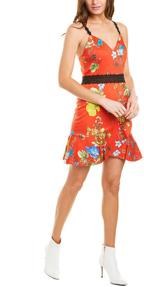 Alice + Olivia Kirby Mini Dress