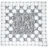 Rodarte Pattern Printed Scarf