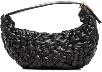 Bottega Veneta Banana Small leather tote