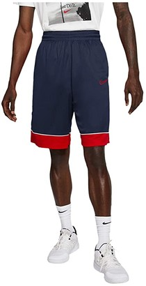 Nike Shorts Fastbreak (College Navy/University Red) Men's Shorts