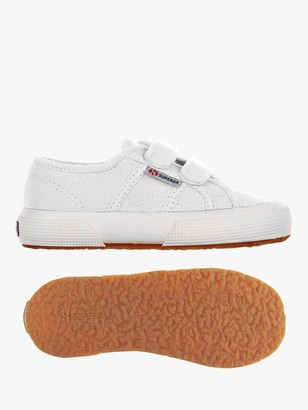 Superga Children's 2750 Cotu Riptape Trainers