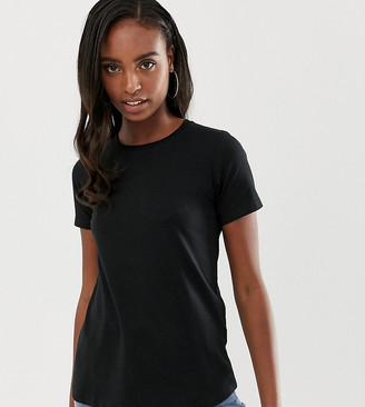 Asos Tall DESIGN Tall ultimate t-shirt with crew neck in black