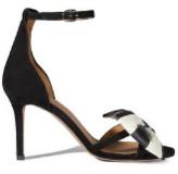 Jerome Dreyfuss Black White Isabelle Sandals - 37 - Black/White