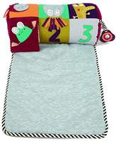 Mamas and Papas Babyplay Tummy Time Interactive Baby Toy and Rug