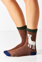 Urban Outfitters Conversational Crew Sock