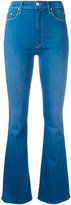 Mother flared jeans - women - Cotton/Polyester/Spandex/Elastane - 28