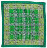 Chopard Chain Print Silk Scarf