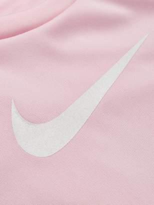 Nike Baby Girls Tee And Capri Legging Set - Pink
