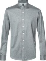 Eleventy slim-fit shirt - men - Cotton - M