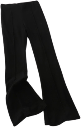Goodnight Macaroon 'Roddy' Soft Elastic Waist Wide Leg Pants (2 Colors)