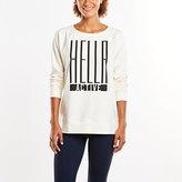 Lucy Graphic Everyday Sweatshirt