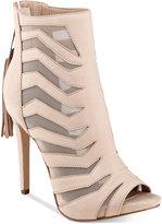 GUESS Women's Anika Stiletto Dress Sandals