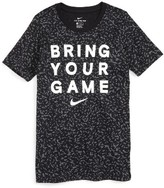 Nike Boy's Bring Your Game Dri-Fit T-Shirt