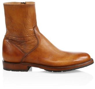 Lucchese Jayden Leather Boots