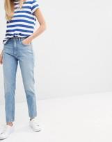 MiH Jeans Mimi Vintage Look Straight Leg Jeans
