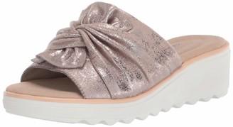 Clarks Women's Jillian Leap Wedge Sandal