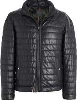 Oakwood Leather Footloose Baffle Jacket
