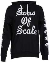 Black Scale Sweatshirt