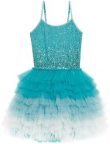 TUTU DU MONDE - Youth Girl's Glitter Bauble Tutu Dress