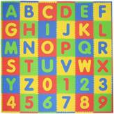 Tadpoles TadpolesTM by Sleeping Partners ABC 36-Piece Playmat Set in Primary Multicolor
