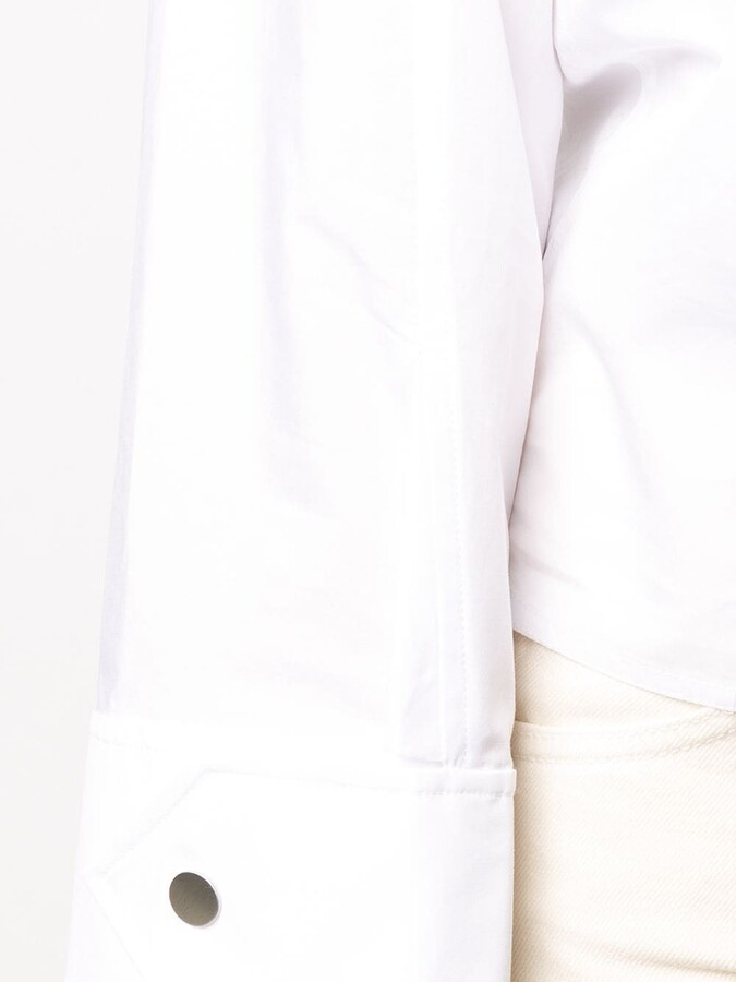 Thumbnail for your product : 3.1 Phillip Lim Boat Neck Blouse