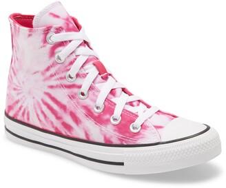 Converse Chuck Taylor(R) All Star(R) Tie Dye High Top Sneaker