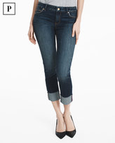 White House Black Market Petite Slim Cropped Jeans