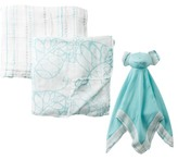 Aden Anais aden + anais Azure Lullaby Gift Set - Set of 3