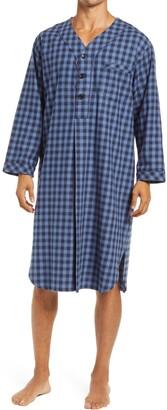 Majestic International Flannel Nightshirt