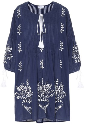 Juliet Dunn Exclusive to Mytheresa a Printed cotton dress