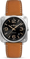 Bell & Ross Br S Golden Heritage Watch, 39mm