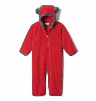 Columbia Infant Tiny Bear II Bunting Warm Soft Fleece