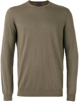 Laneus crew-neck jumper - men - Silk/Cashmere - 48
