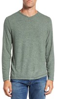 Tommy Bahama Men's 'Leeward' V-Neck Long Sleeve T-Shirt