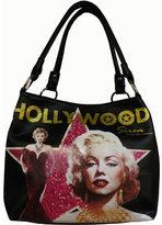 Monroe Women's Marilyn Forever Beautiful Hollywood Siren Tote MM1013