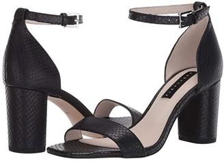 Sanctuary Strut (Black) Women's Shoes