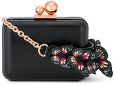 Sophia Webster Vivi butterfly clutch bag